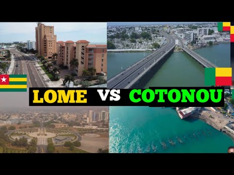 Lome Togo vs Cotonou; Which City is Most Beautiful? Visit Africa