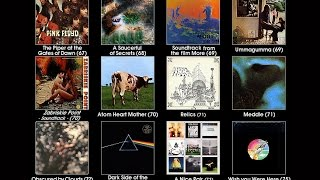 Pink Floyd (from Rock Discography)
