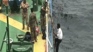 Реальные сомалийские пираты