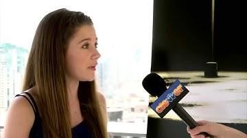 Natasha Calis 'The Possession' Interview: Comic-Con 2012