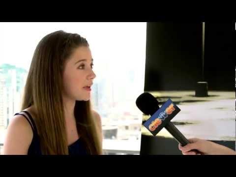 Natasha Calis 'The Possession' : ComicCon 2012