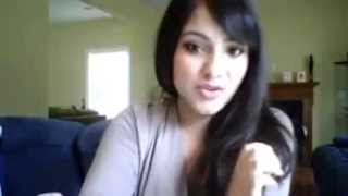 Beautiful Pakistani Punjabi girl singing Punjabi song