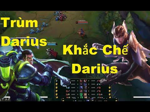 Cách Khắc Chế Trùm Darius Với Quinn Của Top 1 Thách Đấu Việt Nam/Game Là Dễ