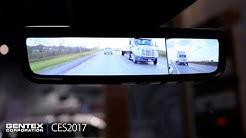 CES 2017 - Gentex - Camera Monitoring System (CMS)