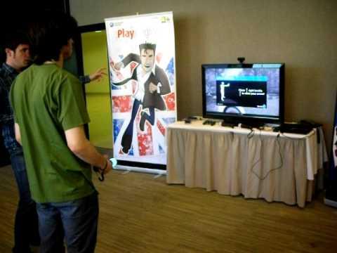 Probando PlayStation Move parte 1