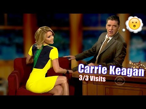 Carrie Keagan  Trying Not To Look At Your Breasts  33 Visits In Chron. Order 7201080