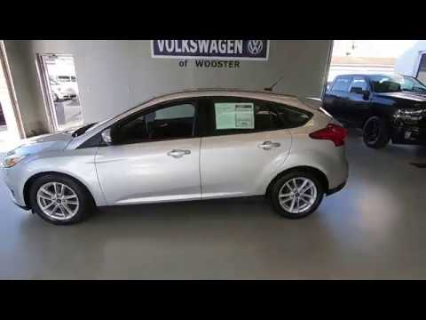 2017 Ford Focus SE - Used Car For Sale - Wooster, OH