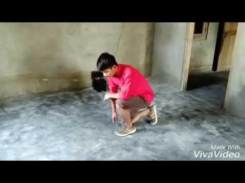 Enjoying South indian music dance pop video