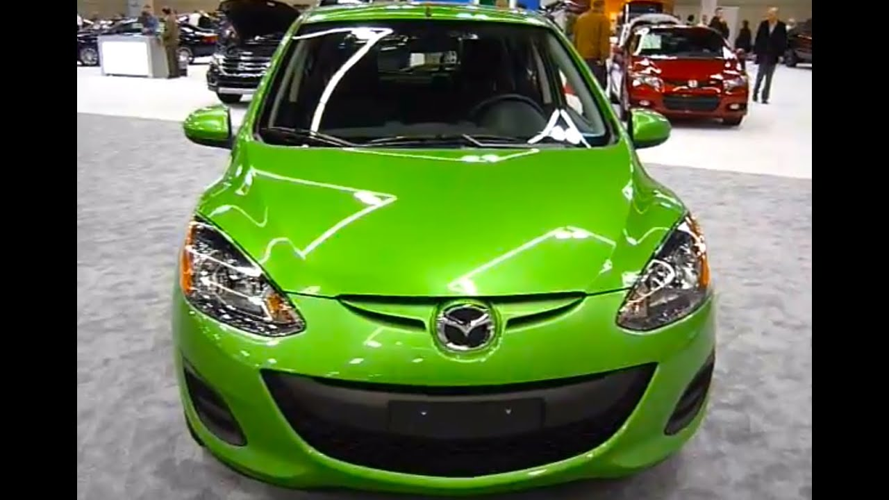 2013 Mazda 2 Sport At Base Price 14 270 Exterior