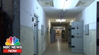 Berlin Wall 30th Anniversary: Inside Stasi Prison | NBC News NOW