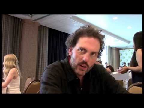 Silas Weir Mitchell Interview - Grimm Season 4