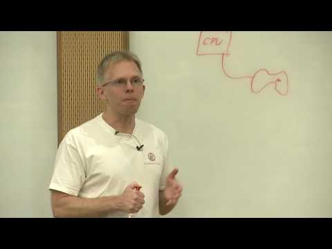John Carmack Tech Talk with UMKC-SCE