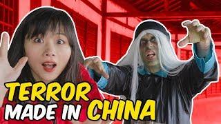 HISTORIAS de TERROR de CHINA: fantasmas, zombies-vampiro y más