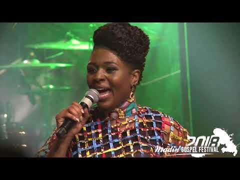 MADIN' GOSPEL FESTIVAL 2018 - VIDEO OFFICIELLE - Dena MWANA : Lift your name