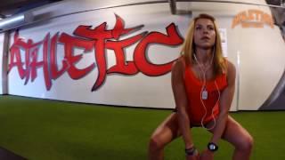 Мариана Цекова - Инструктор в Атлетик Фитнес Черни връх