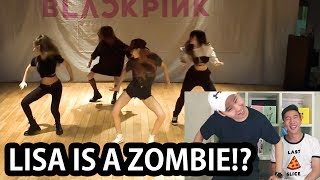 BLACKPINK - AS IF IT'S YOUR LAST Dance Practice [KOREAN REACTION]