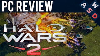 Halo Wars 2 Review | Windows 10 PC Gameplay and Performance | Tarmack