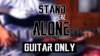 Hilang Harapan Guitar Only - Stand Here Alone [ Cover By Rofiq Muharam ]