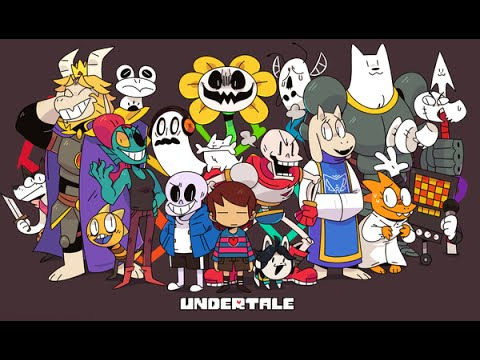 undertale character theme songs youtube