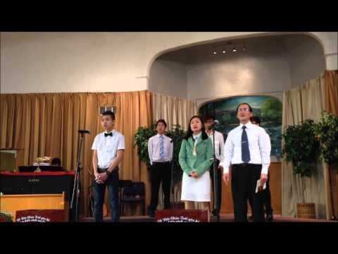 Amazing Grace - Thanksgiving 2013 - Hoi Thanh Tin Lanh Baptit Albuquerque