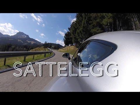 Sattelegg - Ascent - Porsche Cayman GTS