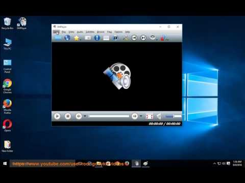 How to Uninstall SMPlayer v16 on Windows 10
