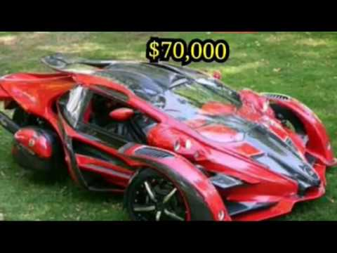 Lil Wayne's car collection with their worth 2018 - YouTube