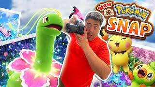QUE ES new POKEMON Snap ? o Como Jugar Pokemon Snap en SWITCH