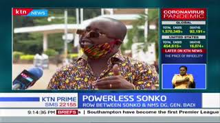 Just how powerless is Governor Mike Sonko