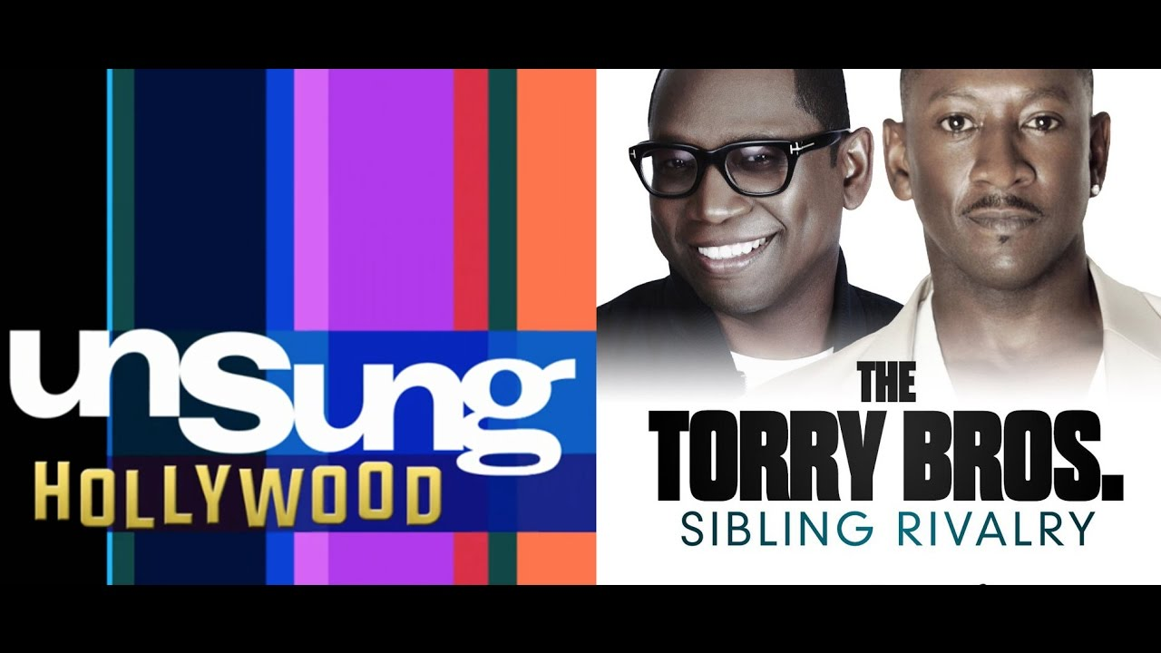 Guy and Joe Torry UNSUNG HOLLYWOOD interview