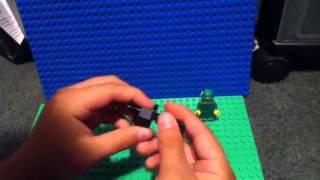 How to make a Lego Barrett 50.CAL