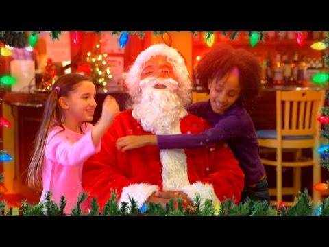 Kids Dispute Santa's Skin Tone | What Would You Do? | WWYD