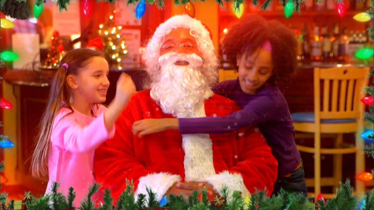 Kids Dispute Santa's Skin Tone | What Would You Do? | WWYD