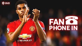 BRING ON THE SCOUSERS? Manchester United Fan Phone In!