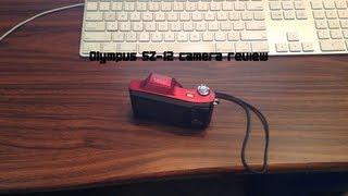 Olympus SZ-12 camera review