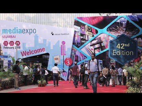 Media Expo Mumbai 2018 - Official Video