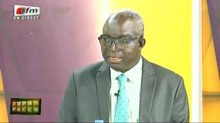 Babacar justin ndiaye: l'affaire Guy Marius et Adama Gaye s'est diamétralement opposé