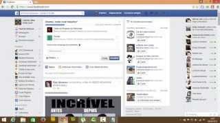 Como invadir um facebook sem programa