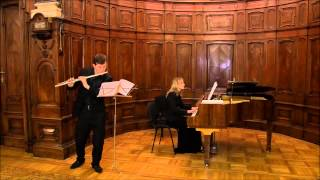 Handel, George Frideric Recorder Sonata in A minor, HWV 362
