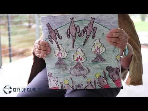 Kangaroo Story with Elder Marie Taylor