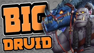 TIMMY PORN! - Gigantic Dragonhatcher Druid - Kobolds And Catacombs - Druid Constructed