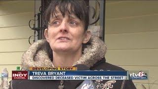 Neighbor says Linwood murder scene 'horrifying'
