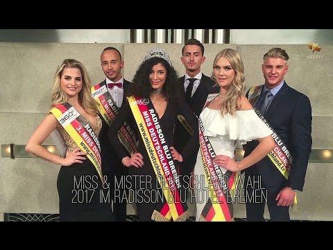 ARTIST TV: Miss und Mister Deutschland Wahl 2017 in Bremen