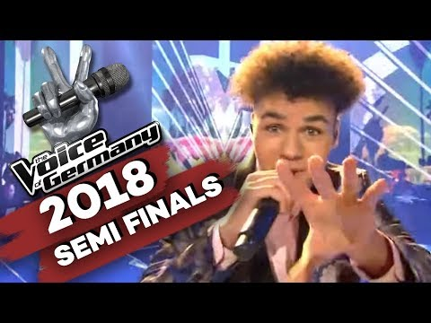Justin Timberlake - Summer Love (James Smith Jr.) | The Voice of Germany | Halbfinale