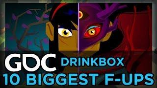 The 10 Biggest F-ups From DrinkBox Studios