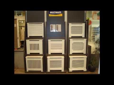 Enkele voorbeelden van Radiatorombouwen - YouTube Multimate