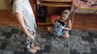 Пародия на клип Гармошка время и стекло