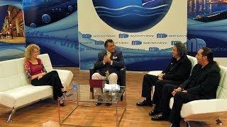 http://nancyruth.com Spanish television interview on Mediterráneo T...