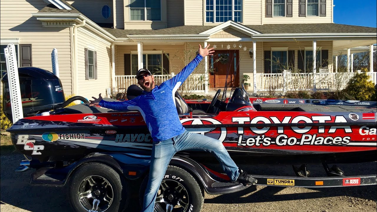 745f017e9dcb8 Go for your Dreams!!! Story Time with Mike Iaconelli - YouTube