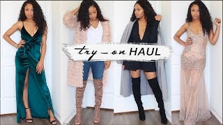 New Dope Stuff!  | TRY-ON HAUL